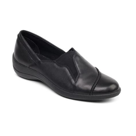 wide fitting loafers padders ruth leather wide fit loafers shoes black