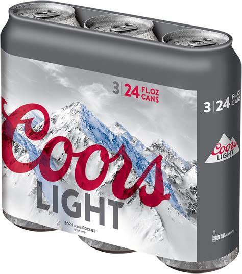 How Much Does A 24 Pack Of Bud Light Cost by How Much Does A 24 Oz Of Coors Light