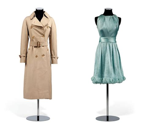 Hepburn Dress Pulls In The Dough by On The Auction Block The Pull Of The New York