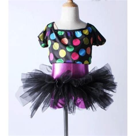 Set Letin Black Set Baju Dress Tutu Fashion Style black violet patchwork two pieces split set