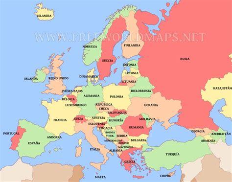 imagenes historicas de europa informaci 243 n e im 225 genes con mapas de europa fisico