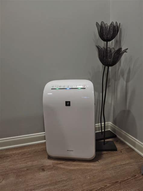 Review Air Purifier Sharp sharp plasmacluster air purifier review