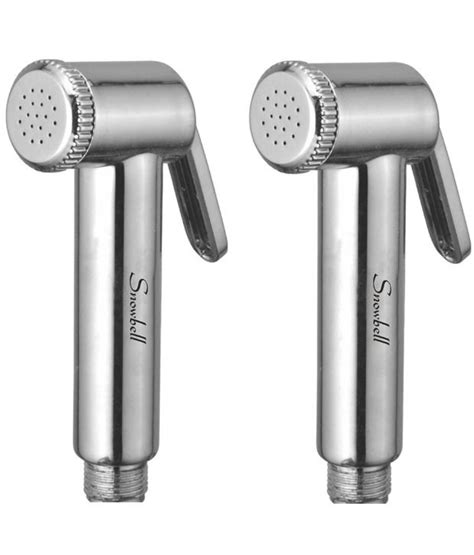 jaquar india bathroom fittings snowbell jaquar health faucet head set of 2 available at