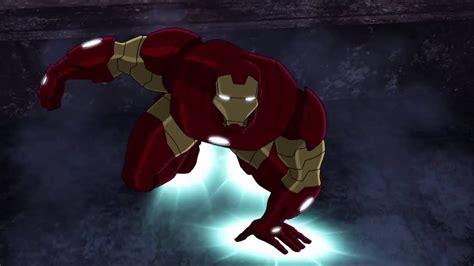 captain america iron man avengers assemble youtube