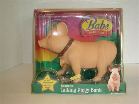 talking piggy bank and friends electronic talking piggy bank talking