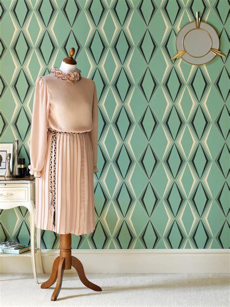 wallpaper wall fashion vintage wallpaper ideas hgtv