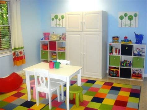 13 colorful playroom interiors kidsomania