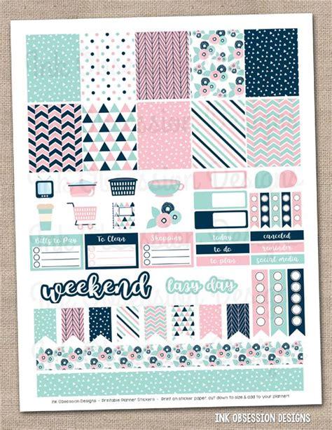 Free Printable Planner Stickers Pdf