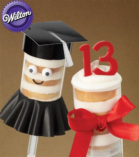 cute   graduation treat pops  atwilton cake decorating cake decorating