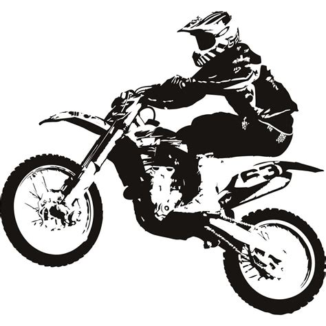 motocross bike free free motocross bike clipart for your creation