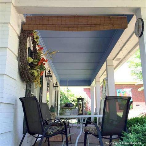 blue ceiling paint haint blue porch paint for any porch