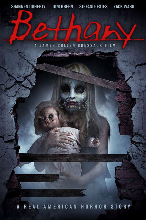 Bethany 2017 Film Crazy Scary Trailer And Poster For Bethany With Tom Green And Shannen Doherty