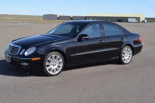 Mercedes E 350 2008 Review Photo And Review Of Mercedes E350 2008