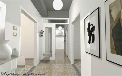Colori Per Corridoio by Corridoio Lungo E Stretto Colore E Accessori Easyrelooking