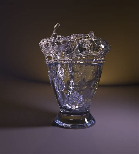 blender tutorial ice blender cycles glass water ice by krzywyzielarz on deviantart