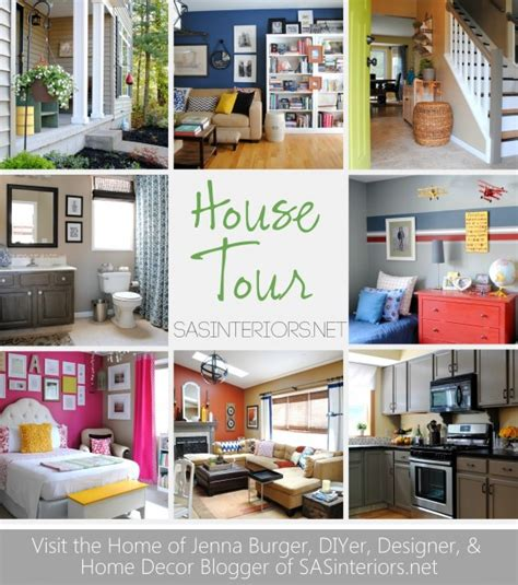house tours come tour my home jenna burger