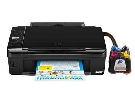 Murah Fast Print Sublim Korea Epson Black 1000 Ml epson stylus sx210 all in one inkjet printer with ciss inksystem