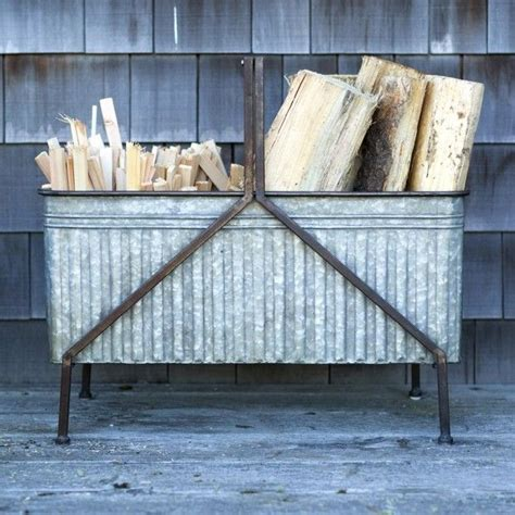 firewood holder best 25 firewood holder ideas on patio stores