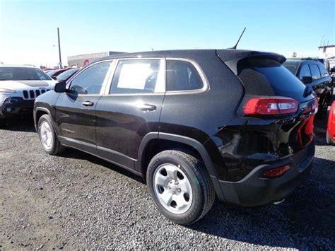 2016 jeep cherokee sport black rims used 2016 jeep cherokee 2 40 sport yellowknife wheels ca
