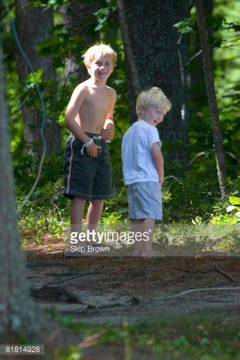 little boy show pee pee pee standing boy tallgibb blogspot boy style sebago lake maine stock photo getty images