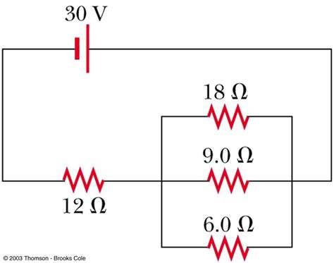 what is the equivalent resistance of the resistor network figurep18 6