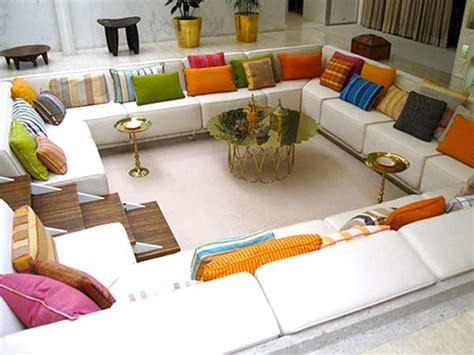 letti incassati divani originali incorporato nel pavimento 20 idee