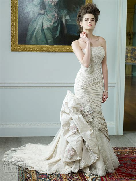Ian Stewart Wedding Gowns by Ian Stuart Wedding Dress 2012 Killer Bridal