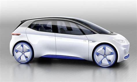 Volkswagen World Premiere Volkswagen Ev The I D