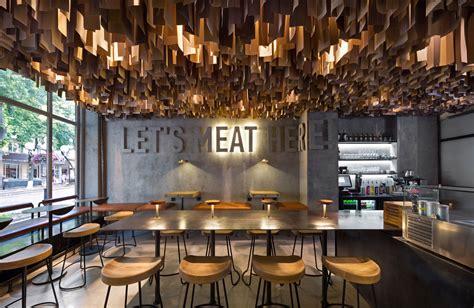 shade burger cafe  yod design design
