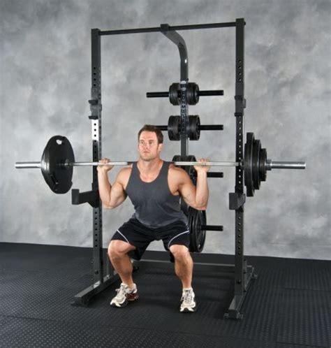 ironmaster super bench adjustable weight lifting bench im1500 half rack weight lifting system ironmaster