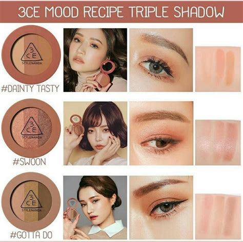 Eyeshadow 3ce help me find a dupe for these 3ce mood eyeshadows