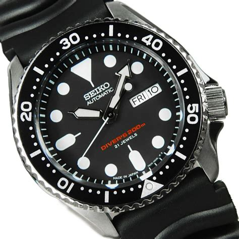dive watches seiko skx009j skx007j skx007k1 skx009k1 automatic dive