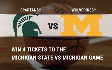 Contest Vs Sweepstakes - belle tire michigan state vs michigan basketball sweepstakes