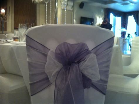 Wedding Chair Bows by Organza Sashes And Bows Hire For Wedding Chair Covers