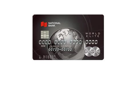 master card national bank review national bank world elite mastercard ratehub
