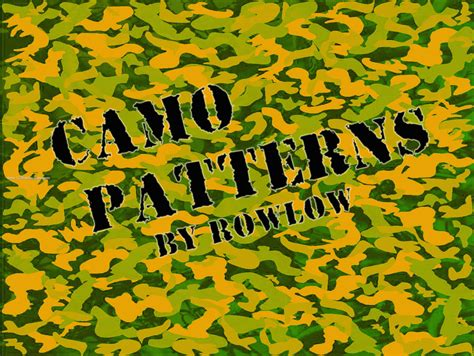 brush pattern camo camo patterns cs4 brushes 123freebrushes