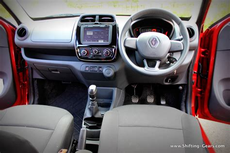 kwid renault interior renault kwid test drive review shifting gears