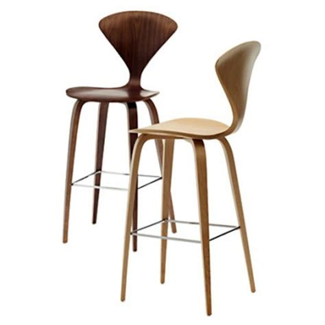 bar stools wooden legs cherner counter stool with wooden legs the original