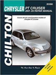alfa img showing gt 2001 pt cruiser repair manual