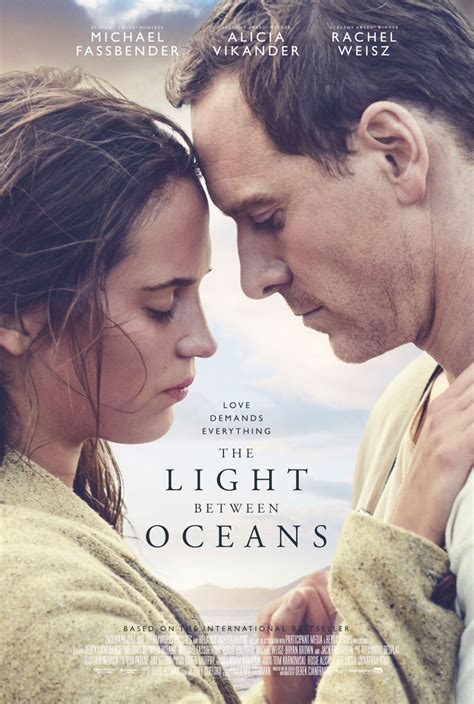 the light between oceans the light between oceans poster