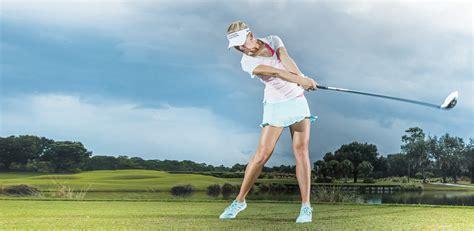 golf swing women womens