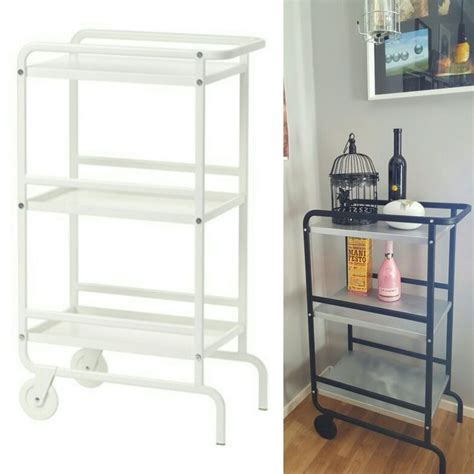 sunnersta ikea ikea sunnersta hack bar cart ikeahack diy pinterest bar carts diy furniture and