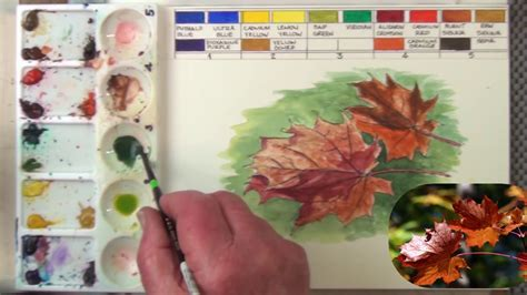 watercolor wash tutorial line and wash watercolor painting tutorial how to draw