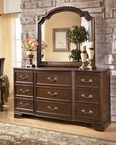bedroom set dresser with mirror reversadermcream