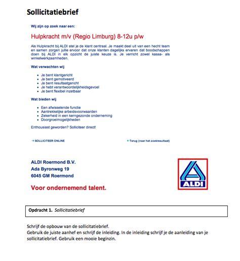 Zakelijke Briefformat Opdrachten Zakelijke Brief Nederlandsleerjaar4niekee