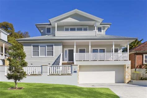 Gj Gardner Homes Floor Plans by A Beautiful Hampton Style Home Completed In Sydney North