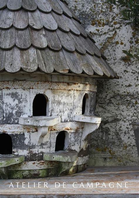 sold   wooden english dovecote sheltersaround  garden pinterest english