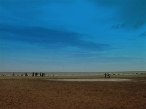 largest beach in the world panoramio photo of world largest sea beach cox s bazar