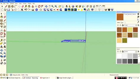 tutorial google sketchup gratis shape bender for sketchup plugin free download with