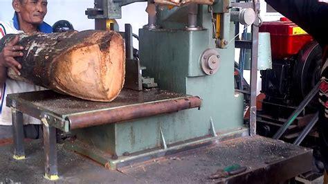 Mesin Gergaji Selendang mesin band saw benso slendang by cv bengkel murni